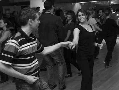 Soirée de West Coast Swing